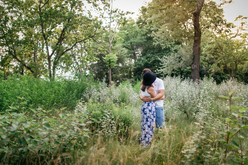 Hanlan's Point Engagement Photos