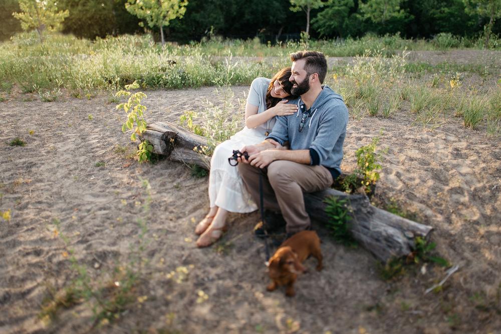 Cute Engagement Photos Toronto