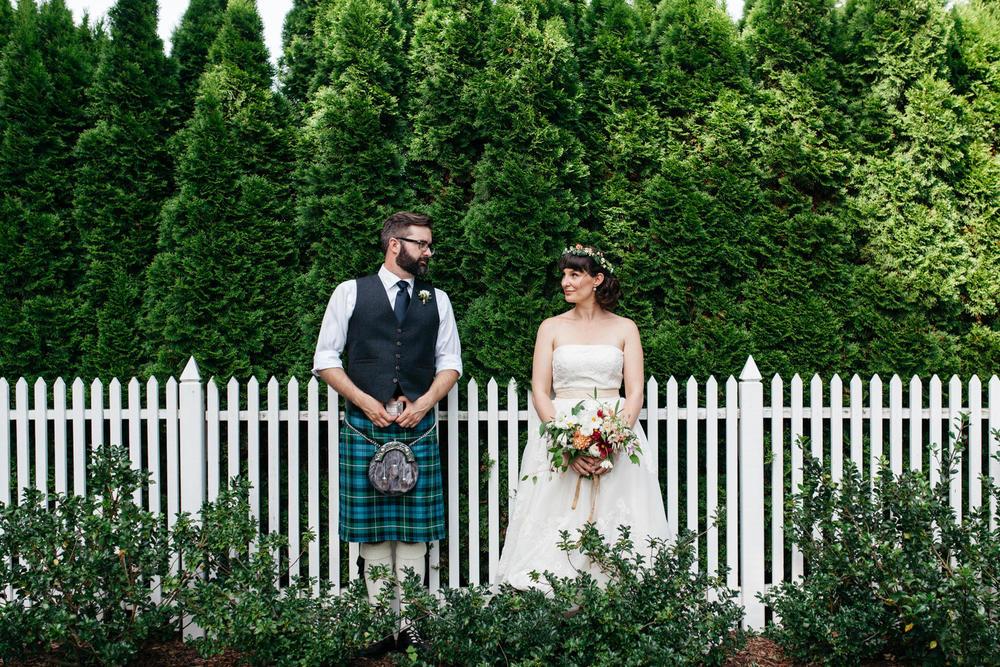 Oban Inn Niagara on the Lake Boutique Hotel Wedding