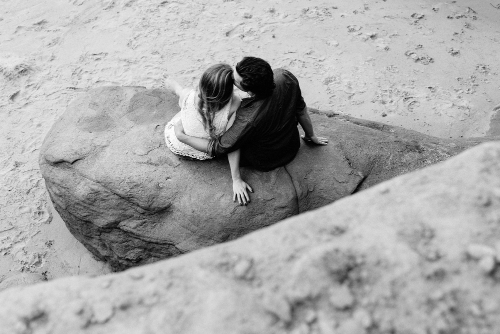 Atlantic Ocean Couple Session PEI