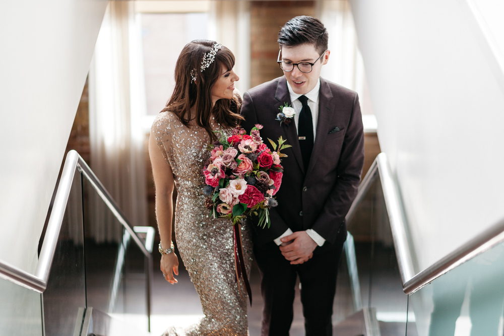 Spoke Club Wedding Photographer Toronto