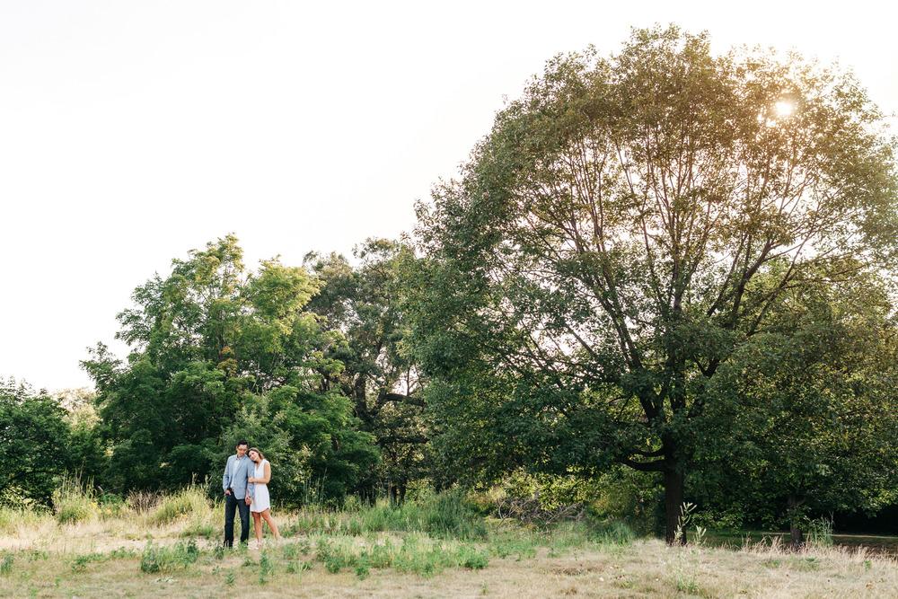 natural engagement photos high park toronto
