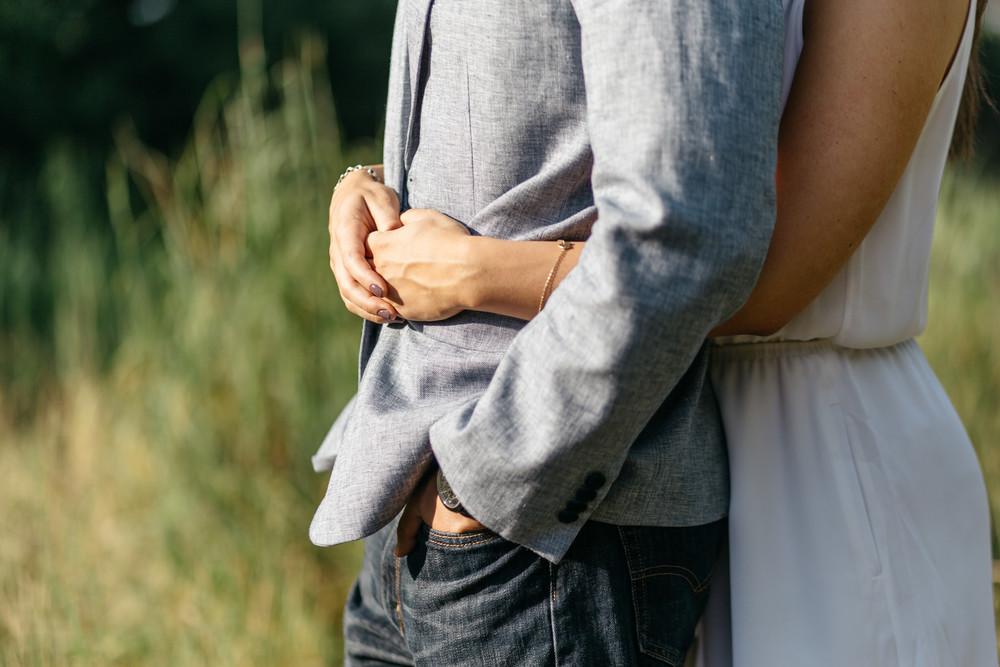 Toronto Wedding Photographer Couple Portrait