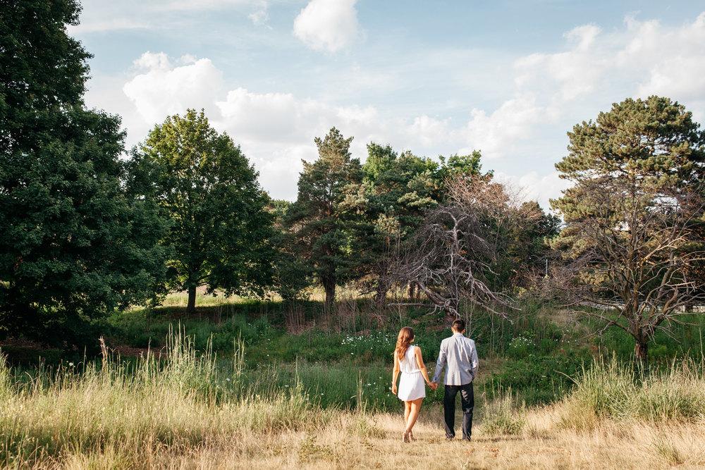 Fine Art Wedding Photography High Park
