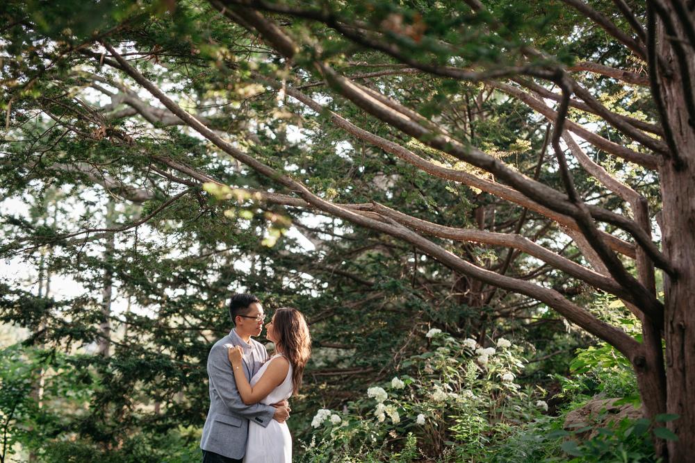 Toronto Pre-Wedding Photography High Park