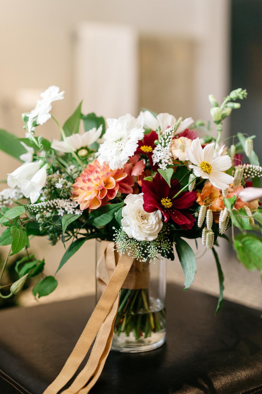 My Luscious Backyard Bridal Bouquet
