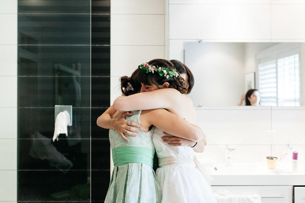 Bridesmaids Candid Portrait Toronto Wedding