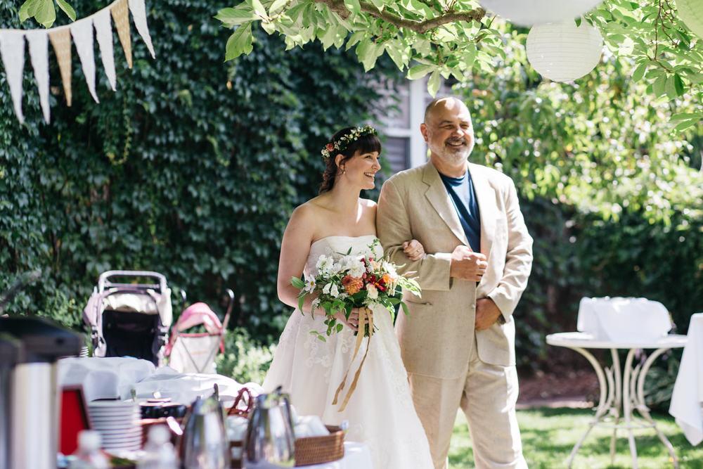Oban Inn Brunch Wedding Photographer