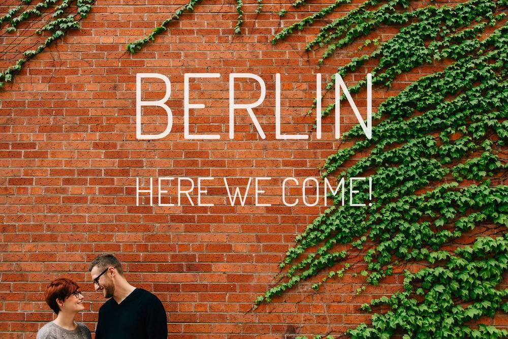 Berlin Hochzeits Fotograf Verlobungsshooting