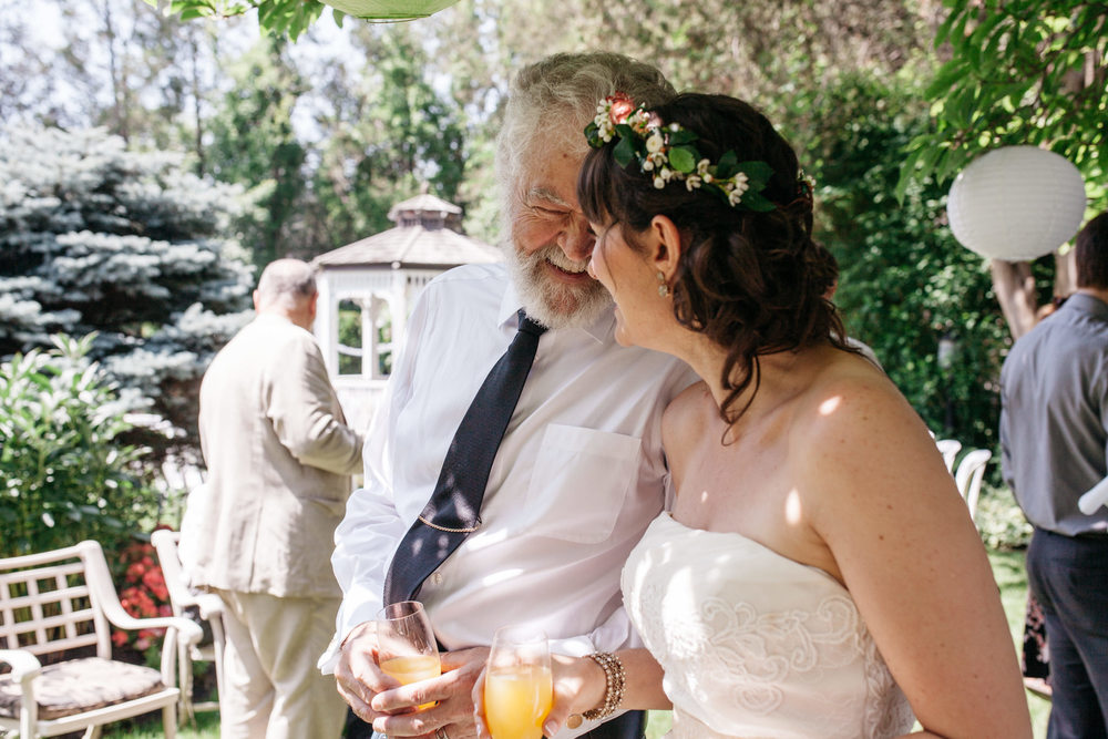 Niagara on the lake intimate wedding