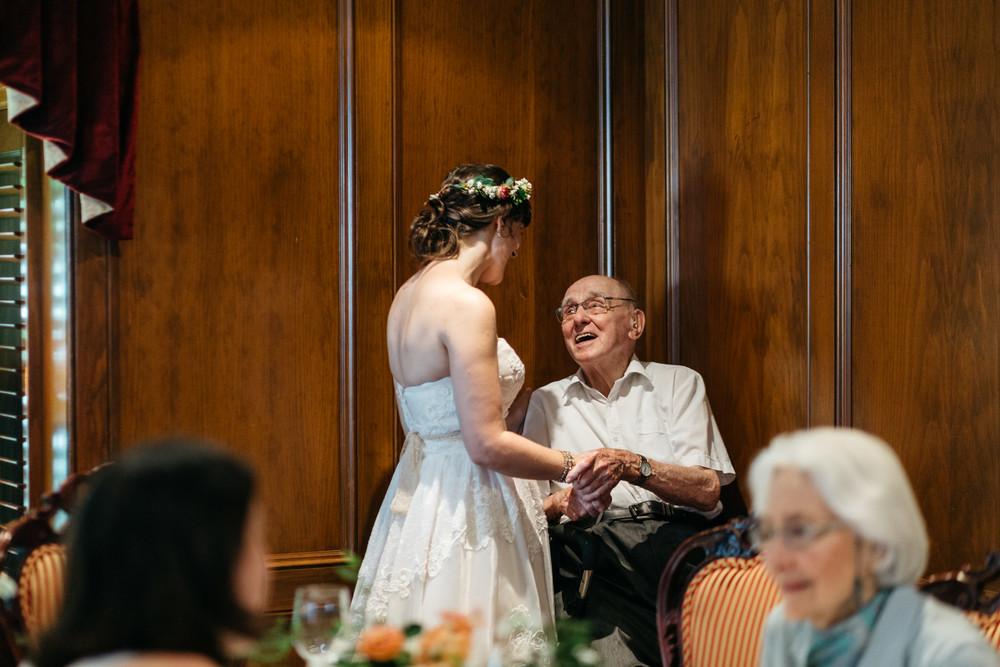 Oban Inn Niagara on the lake wedding
