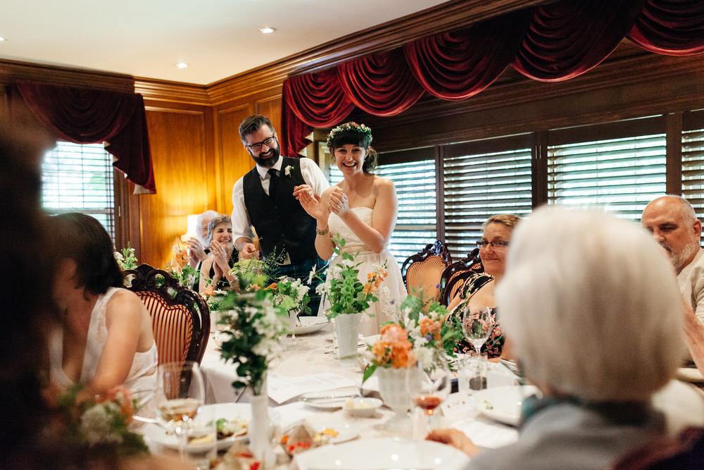 Oban Inn wedding photographer