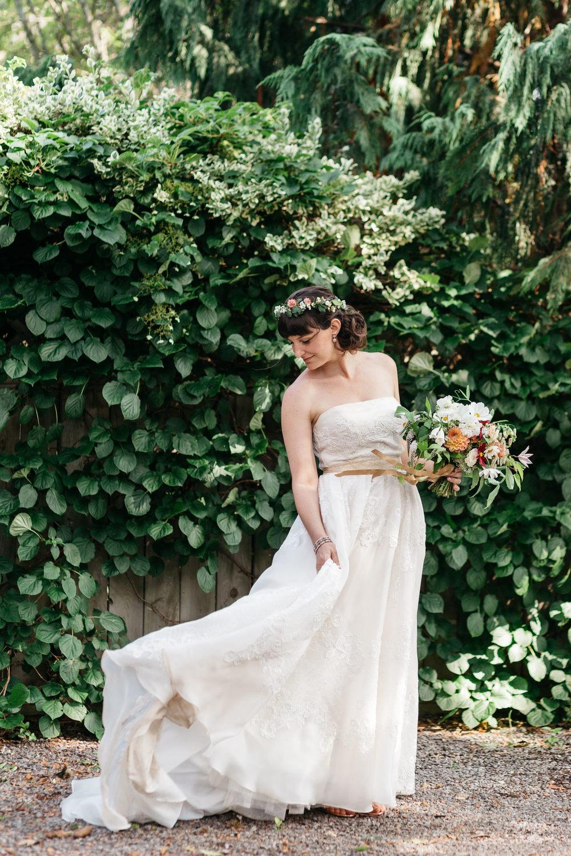 bride portrait berlin wedding photographer