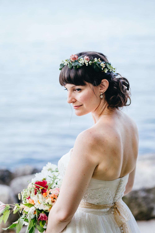 toronto wedding photography bride portrait