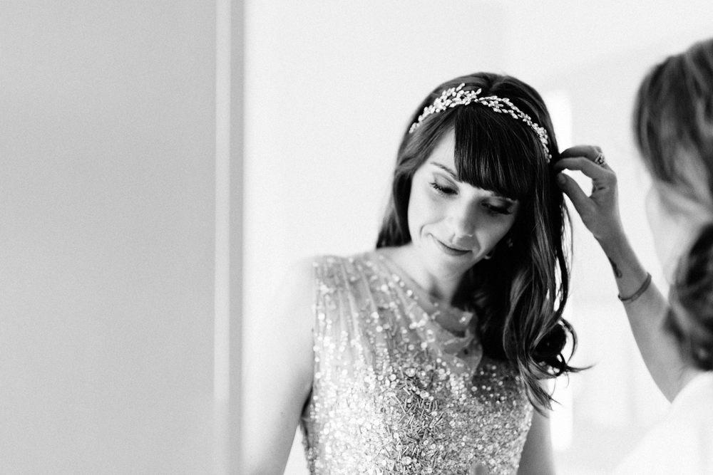 Thompson Hotel Wedding Photography