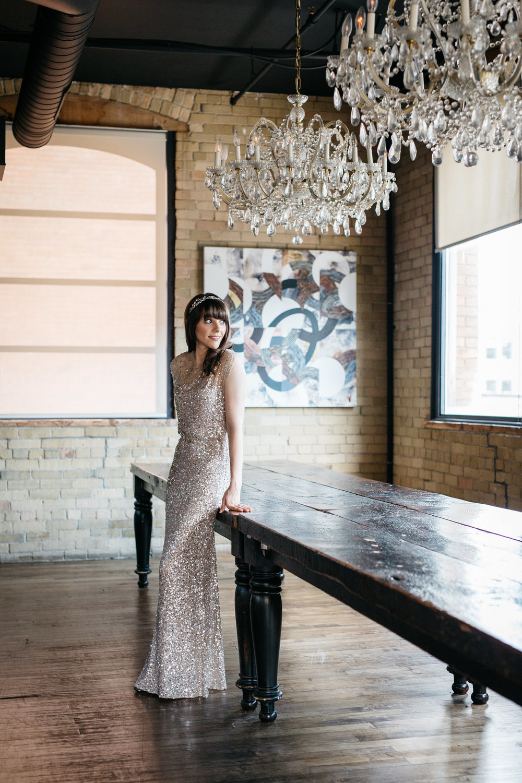 Bridal Portrait Toronto wedding photographer