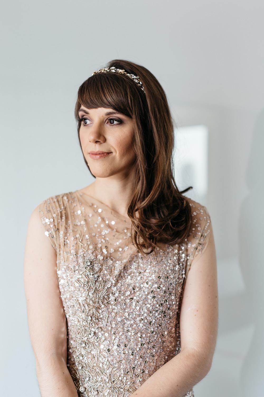 Thompson Hotel Bride Portrait