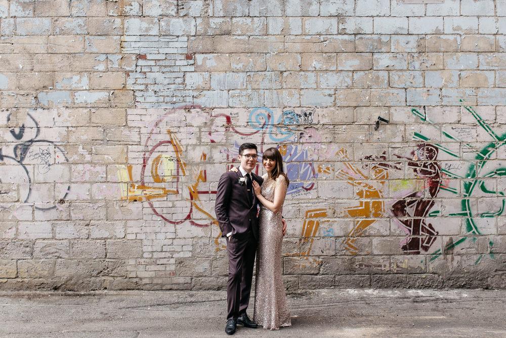 urban wedding photography toronto