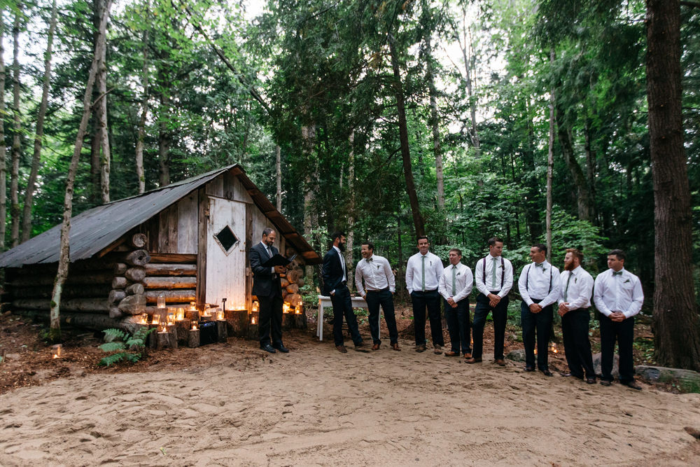 ceremony locations inspiration