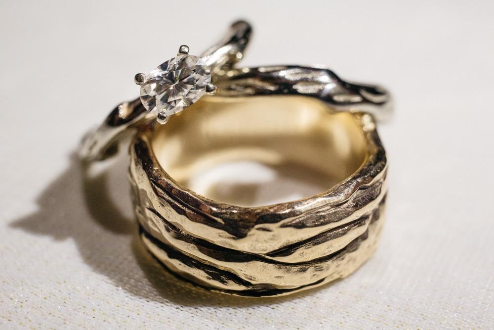 danielle goulet wedding rings