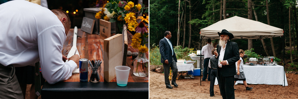 magical forest wedding toronto