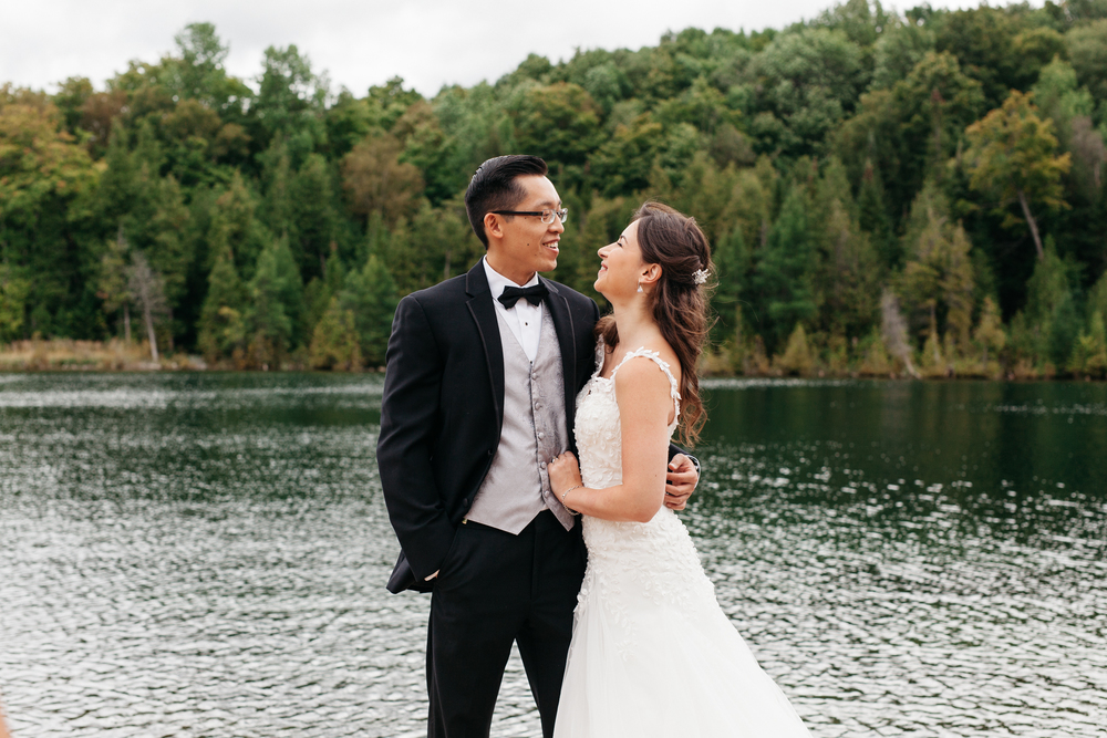 Private Estate Wedding Toronto