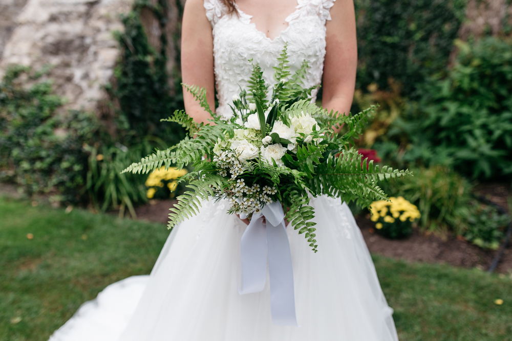 Bridal Bouquet Toronto Wedding