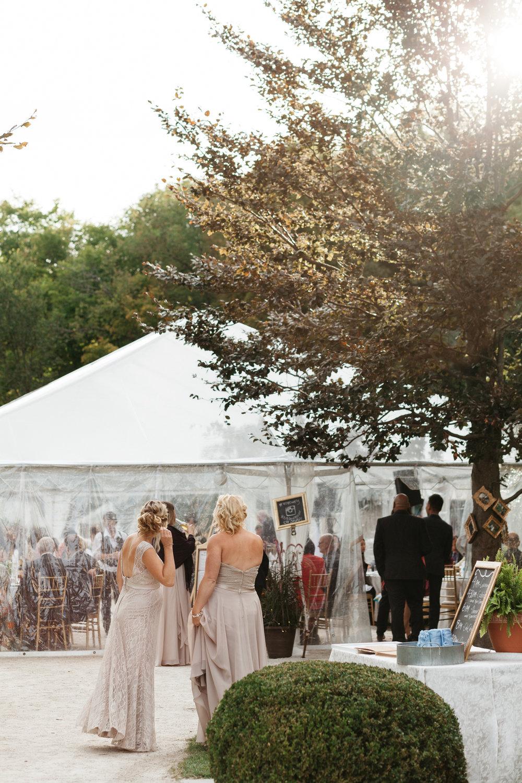 classy estate wedding canada
