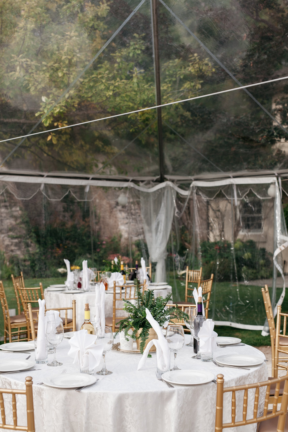 Outdoor Wedding Inspiration Canada
