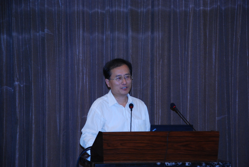 Prof. Duan Pengxuan, State Key Laboratory of Solid Waste Reuse for Building Materials