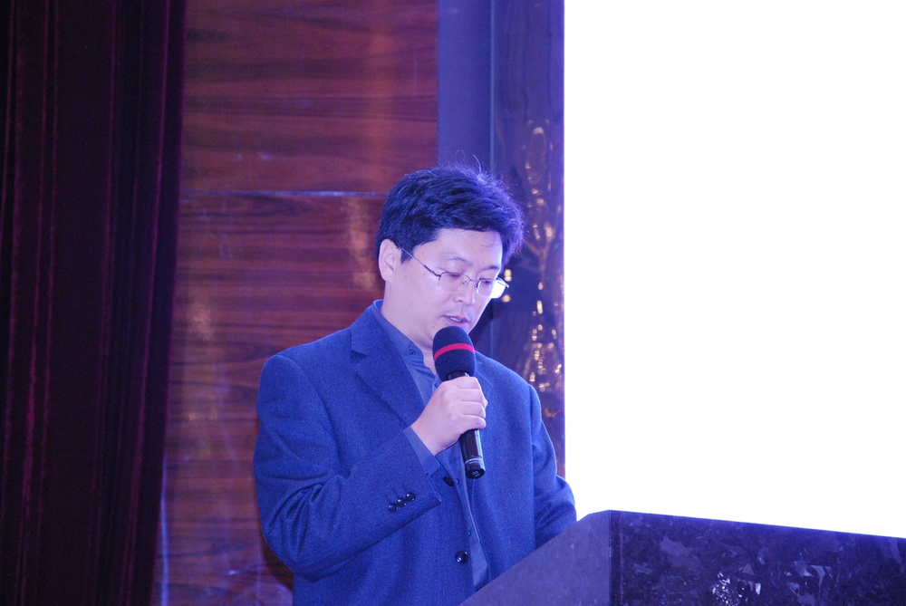 Prof. Chang Jun, Dalian University of Technology