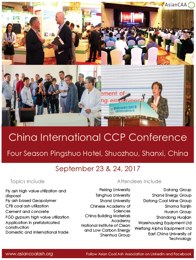 With over 500 industry leaders in attendance, CICCPC is China's premiere industry forum for knowledge exchange, networking, increasing brand exposure and developing technical and commercial collaborations.
