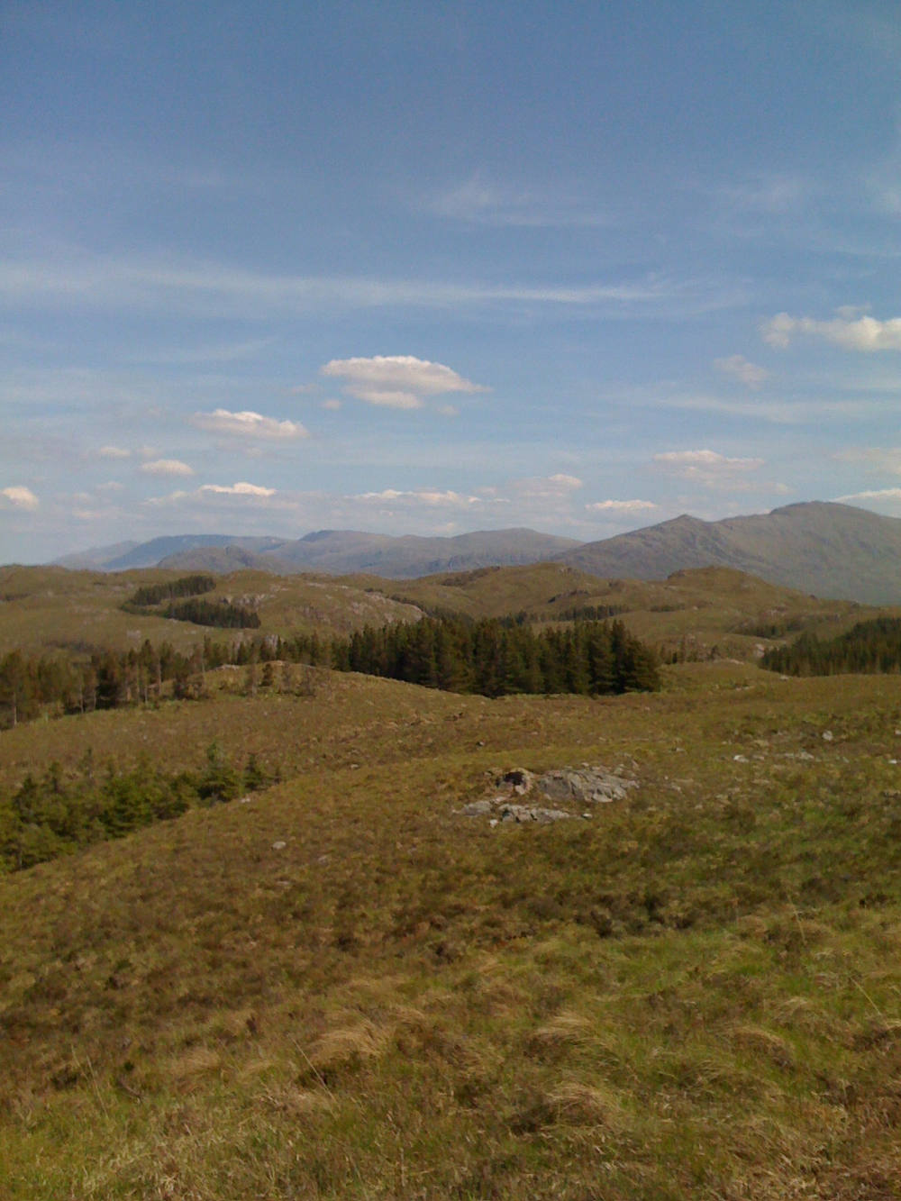 Bike - Hills from track to Ben Dronaig.jpg