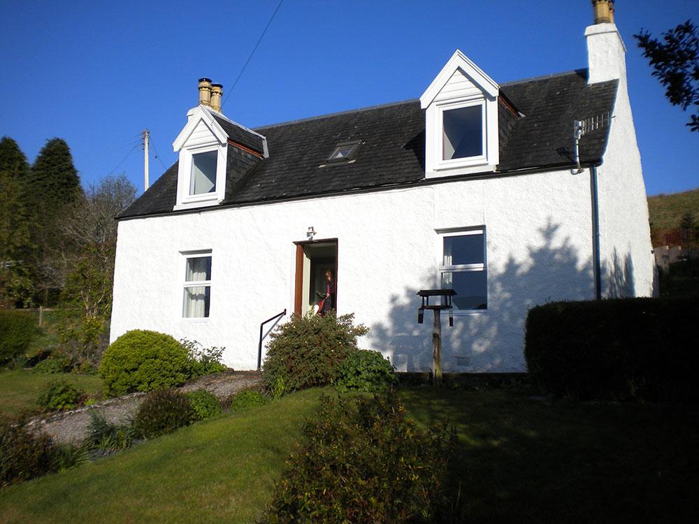 Creag Ghlas Cottage