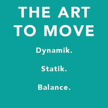THE ART TO MOVE | 90 min Bewegung vereint uns Menschen. Ohne Bewegung kein Leben. Jede Sportart, jede körperliche Aktivität ist am Ende Bewegung.Die Vielfalt menschlicher Bewegungsfähigkeiten zu erkunden und gleichzeitig die Basisqualitäten zu entwickeln, die dich in jeder Bewegungsform bestehen lassen – das macht THE ART TO MOVE Training aus!