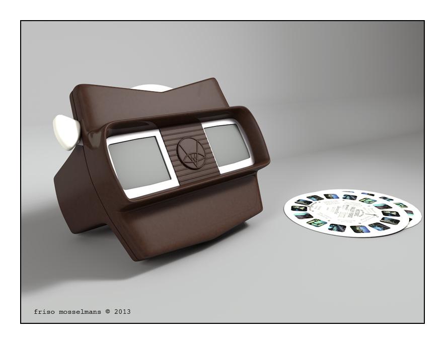 Friso Mosselmans - speelgoed