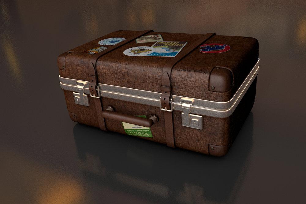 Annelies Eskens - koffer
