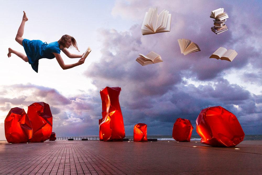 Martine De Flander - beeldmontage