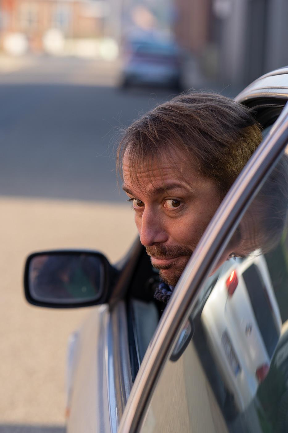 Paul Dhondt - portret van de buurman