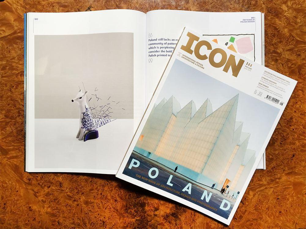 ICON magazine , 2015