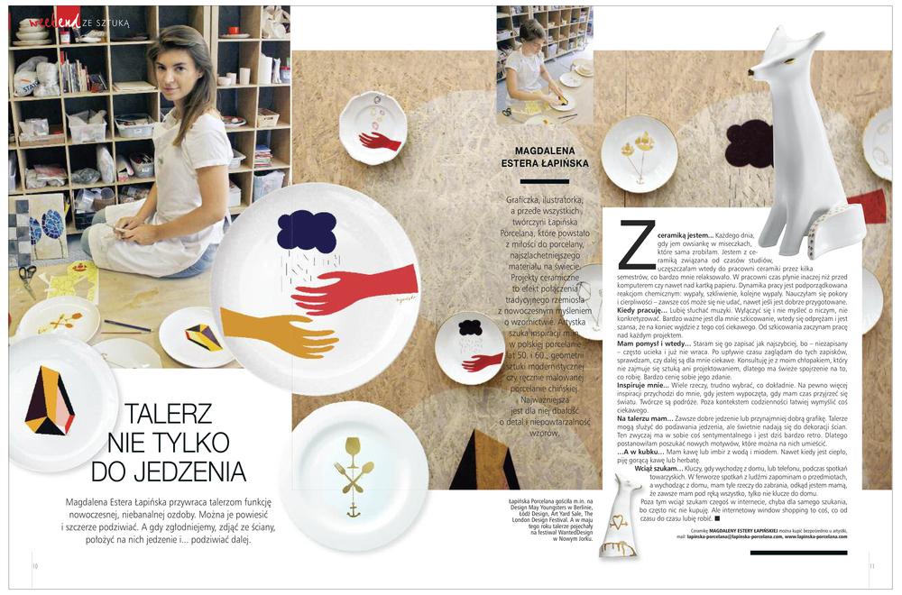 Weranda magazine, 2015