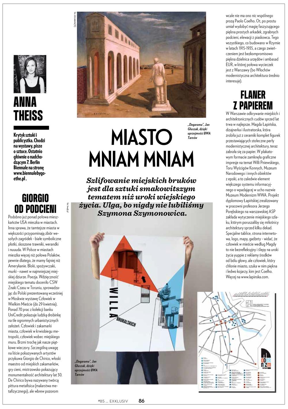 Exklusiv magazine, 2011