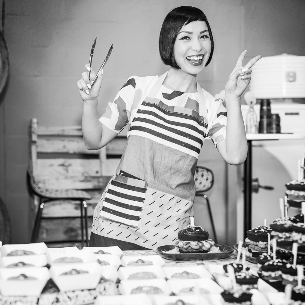 CAKE QUEEN- KATHERINE SABATH.