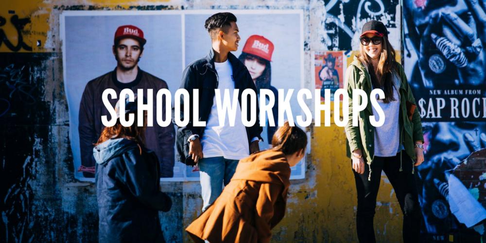 Schools - Workshops