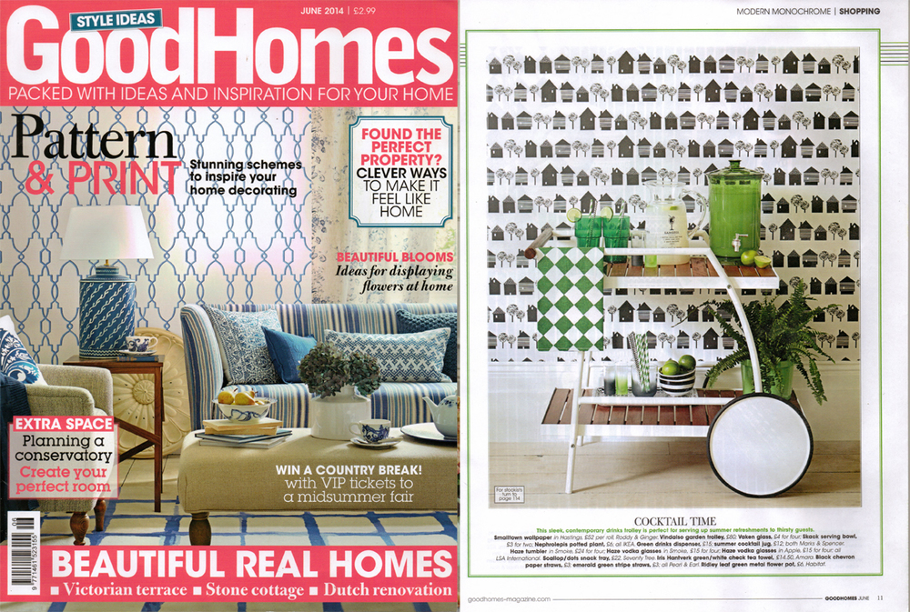 good homes, june 2014