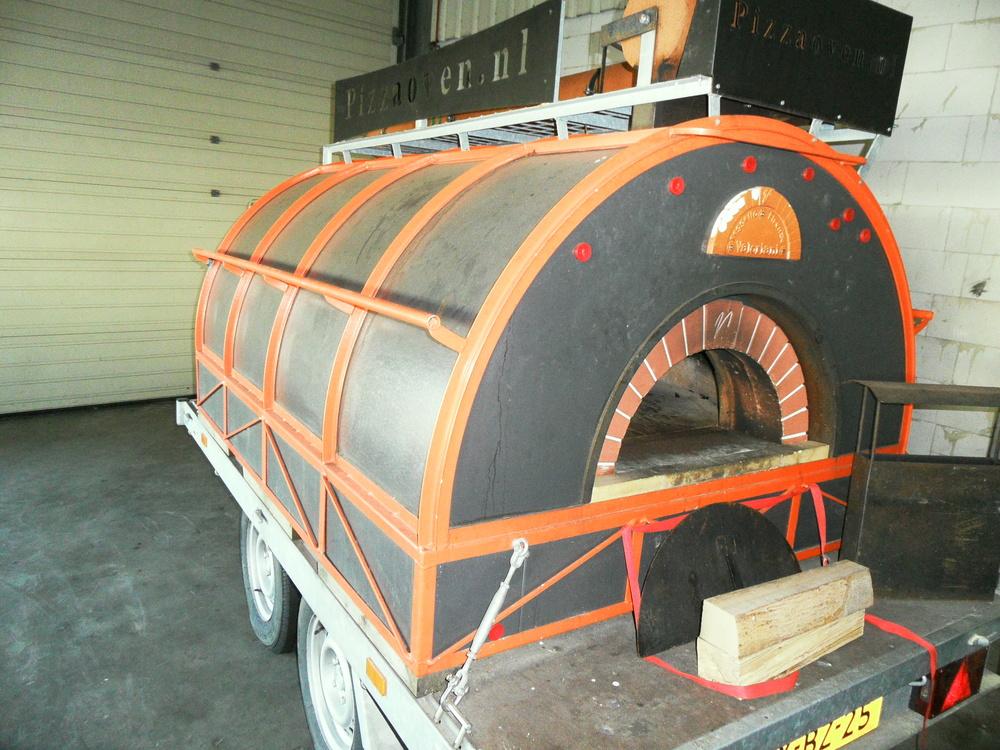 Pizza Oven Tuin : Pizza ovens u2014 paul beuk