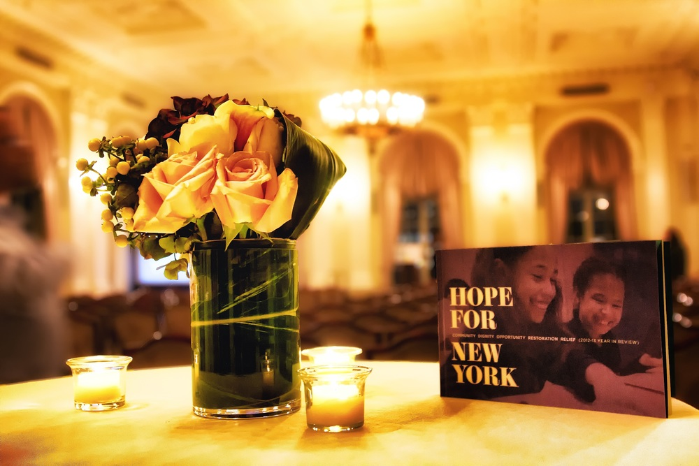 Hope for New York Benefit Event