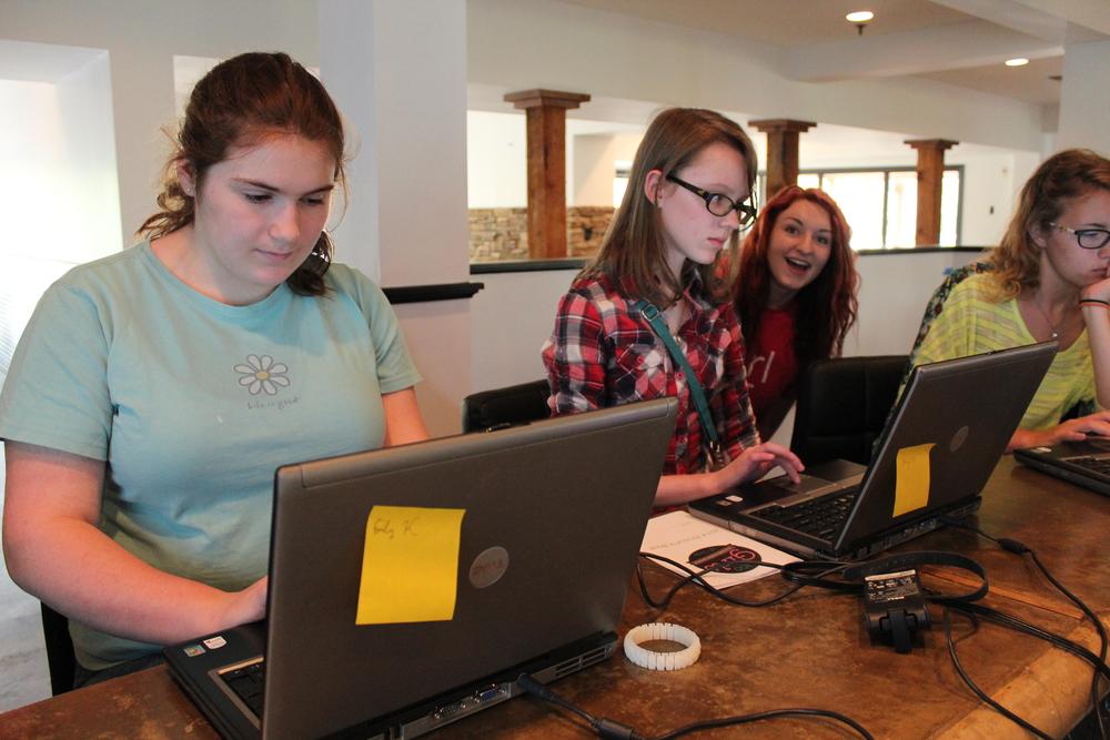 Girls of Code in Jackson