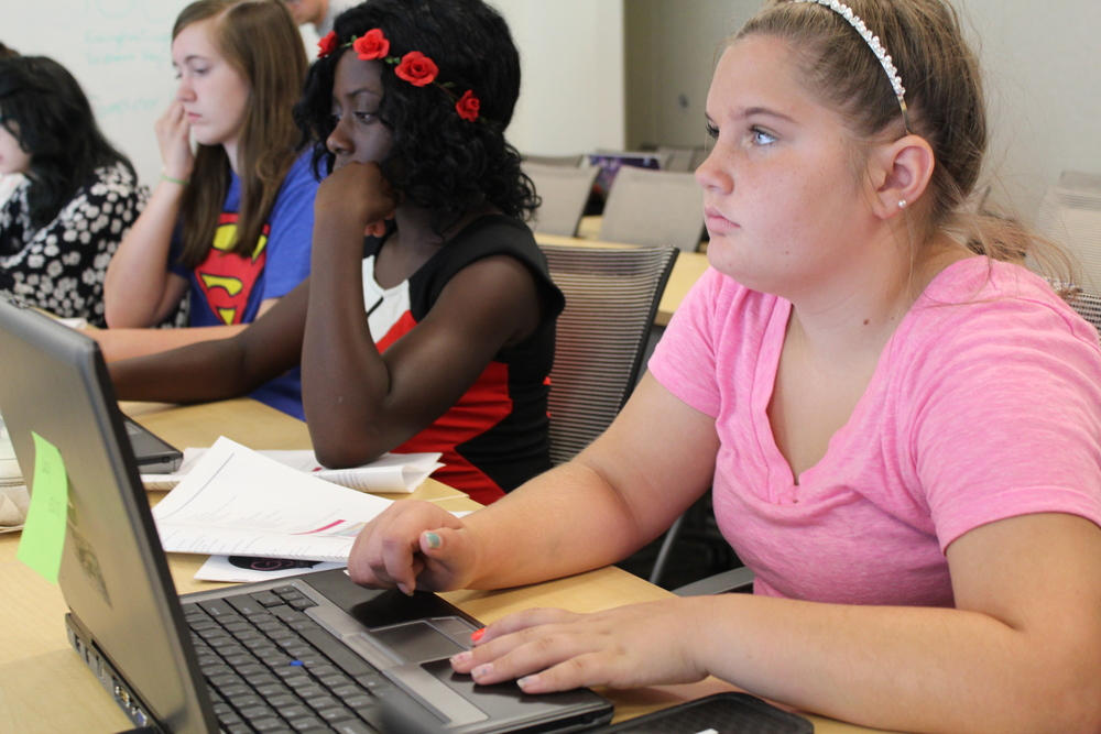 Learning to code in Knoxville
