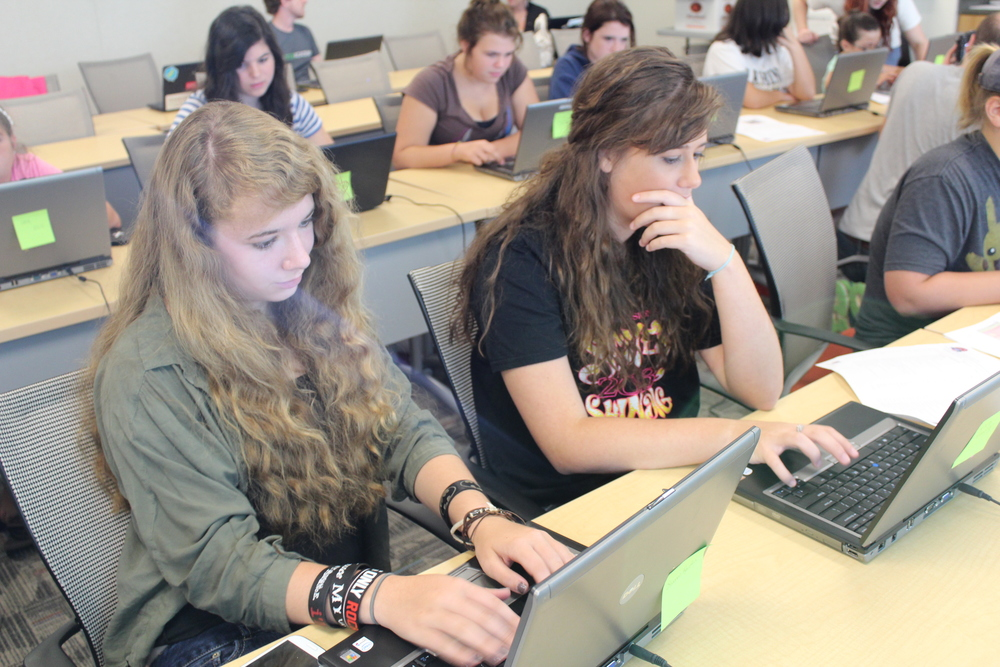 Concentrating on their code in Knoxville